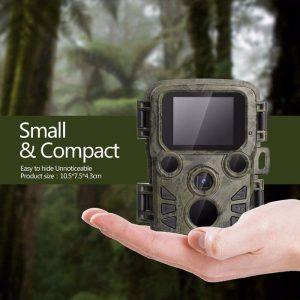 Mini caméra de chasse Kuangqianwei