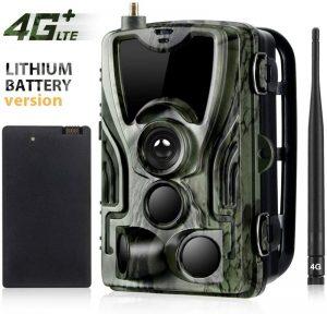 YTLJJ 4G Caméra de Chasse GSM