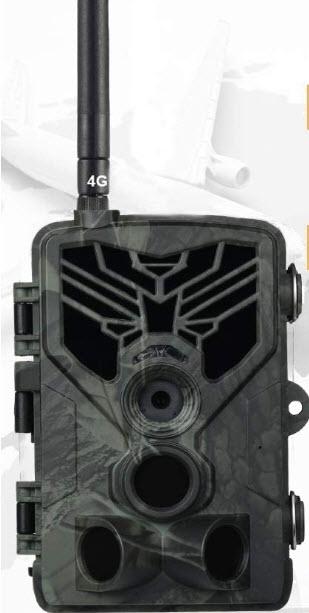Un piège photographique avec son antenne 4G